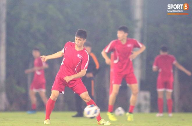 U23 CHDCND Triều Tiên tập sân huyền bí trước trận đấu cuối cùng gặp U23 Việt Nam - ảnh 20