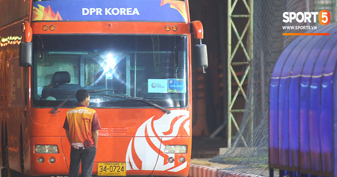 U23 CHDCND Triều Tiên tập sân huyền bí trước trận đấu cuối cùng gặp U23 Việt Nam - ảnh 5