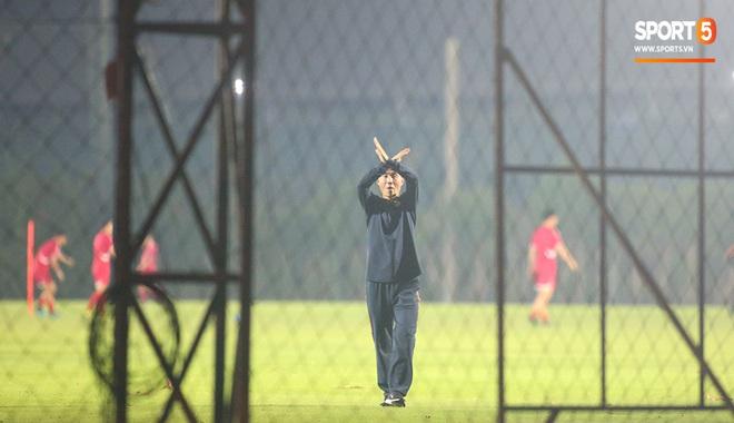 U23 CHDCND Triều Tiên tập sân huyền bí trước trận đấu cuối cùng gặp U23 Việt Nam - ảnh 19