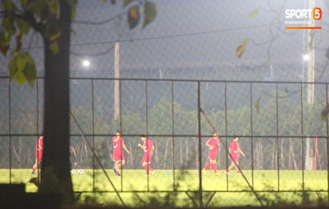 U23 CHDCND Triều Tiên tập sân huyền bí trước trận đấu cuối cùng gặp U23 Việt Nam - ảnh 9