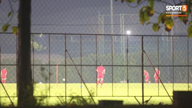 U23 CHDCND Triều Tiên tập sân huyền bí trước trận đấu cuối cùng gặp U23 Việt Nam - ảnh 12