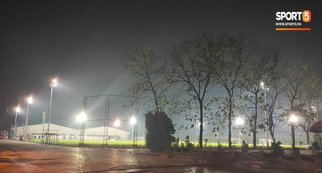 U23 CHDCND Triều Tiên tập sân huyền bí trước trận đấu cuối cùng gặp U23 Việt Nam - ảnh 11