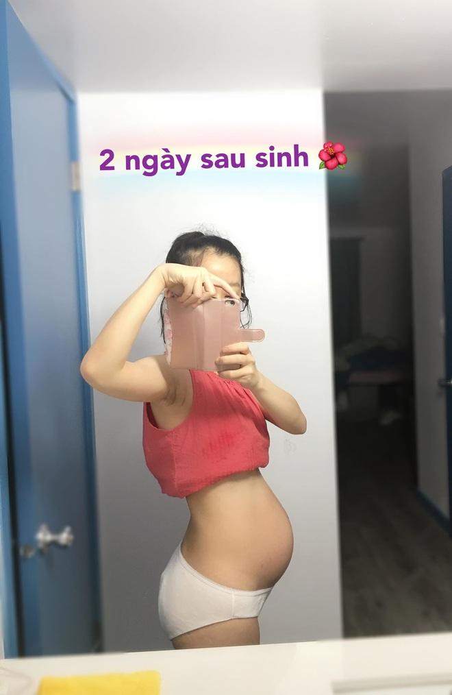 Mẹ bầu Sài Thành chia sẻ bí quyết lấy lại vòng eo 66 và cân nặng 50kg chỉ sau 8 tuần sau sinh - ảnh 13
