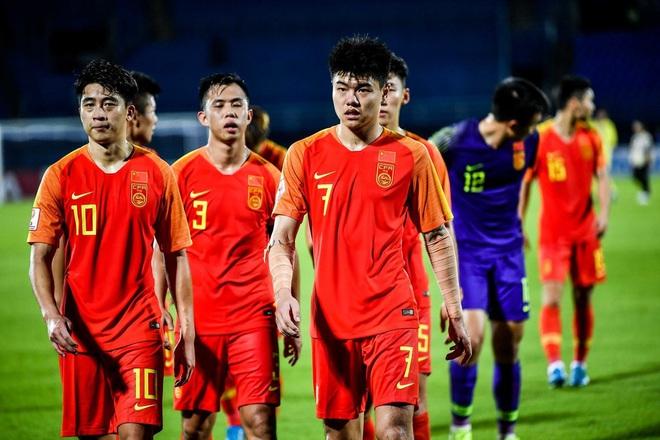Cầu thủ Trung Quốc suy sụp, bật khóc nức nở sau VCK U23 châu A tệ chưa từng có trong lịch sử - ảnh 7