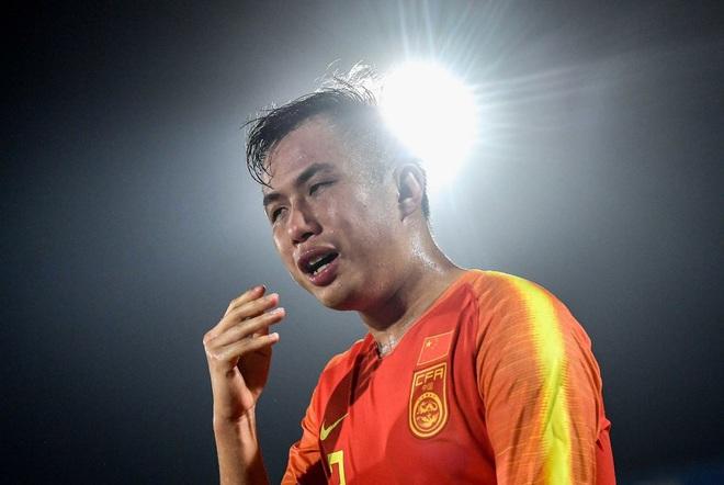 Cầu thủ Trung Quốc suy sụp, bật khóc nức nở sau VCK U23 châu A tệ chưa từng có trong lịch sử - ảnh 4