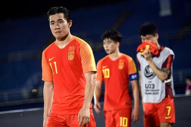 Cầu thủ Trung Quốc suy sụp, bật khóc nức nở sau VCK U23 châu A tệ chưa từng có trong lịch sử - ảnh 6