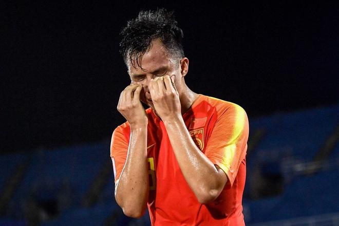Cầu thủ Trung Quốc suy sụp, bật khóc nức nở sau VCK U23 châu A tệ chưa từng có trong lịch sử - ảnh 3
