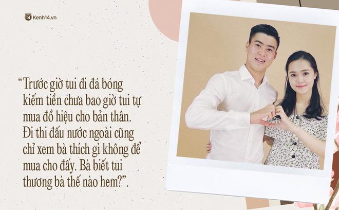 Loạt câu nói chân thành nhưng động lòng người Duy Mạnh dành cho Quỳnh Anh: Bà biết tui thương bà thế nào hem? - ảnh 7