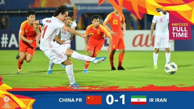 Cầu thủ Trung Quốc suy sụp, bật khóc nức nở sau VCK U23 châu A tệ chưa từng có trong lịch sử - ảnh 8