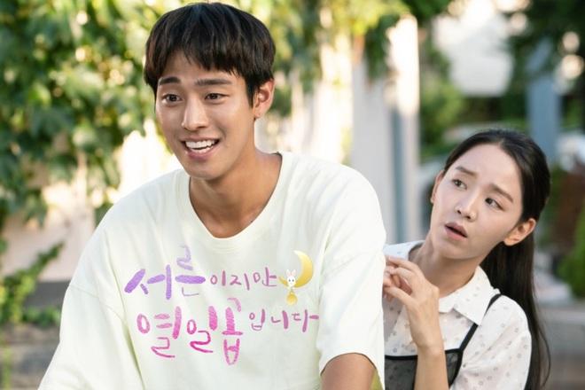 Người yêu màn ảnh mới của Lee Sung Kyung cớ sao trông y hệt tình cũ Nam Joo Hyuk thế này? - ảnh 17
