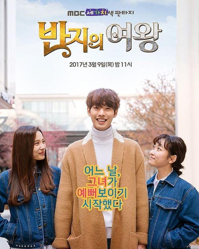 Người yêu màn ảnh mới của Lee Sung Kyung cớ sao trông y hệt tình cũ Nam Joo Hyuk thế này? - ảnh 14