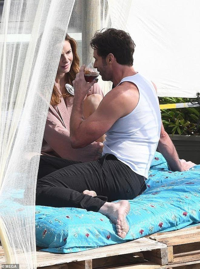 Người sói Hugh Jackman bị nghi lộ ảnh ngoại tình nóng bỏng với mỹ nhân Nhiệm vụ bất khả thi, khiến gia đình tan nát - ảnh 3