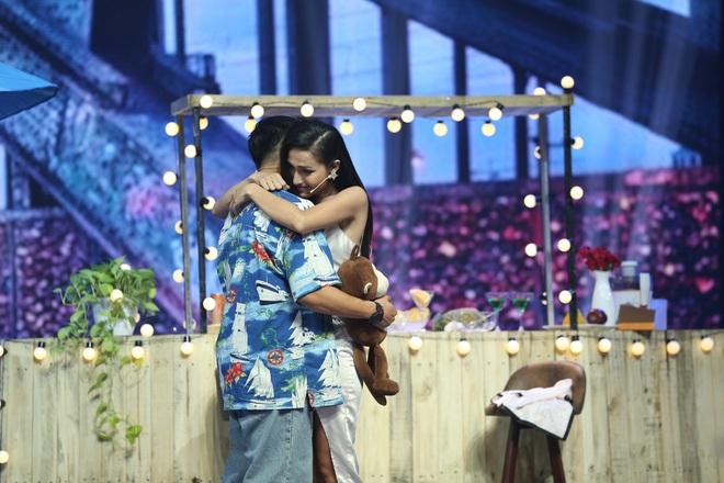 Choáng: Trọng Hiếu quyết định nắm tay Hoa hậu chuyển giới Hoài Sa ra về trên show hẹn hò - ảnh 6