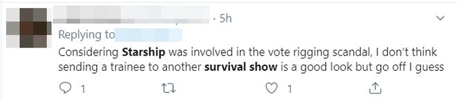 """Vướng scandal gian lận, công ty vẫn cố sống cố chết cử """"gà"""" đi thi show sống còn có Lisa (BLACKPINK) làm huấn luyện viên khiến fan thất vọng - ảnh 3"""