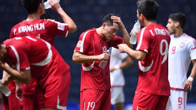 U23 Việt Nam gặp khó trước một Triều Tiên đã bị loại nhưng hiếu thắng - ảnh 3