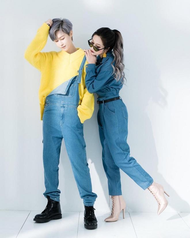 Những couple nữ - nữ đình đám nhất MXH Trung Quốc: Gái xinh đã hiếm, giờ lại yêu nhau hết thế này sao? - ảnh 21