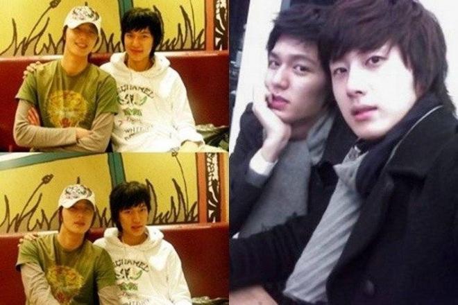 Jung Il Woo thừa nhận mình từng thu hút phái nữ hơn cậu bạn thân Lee Min Ho khi còn nhỏ - ảnh 1