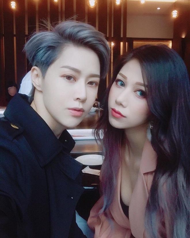 Những couple nữ - nữ đình đám nhất MXH Trung Quốc: Gái xinh đã hiếm, giờ lại yêu nhau hết thế này sao? - ảnh 22
