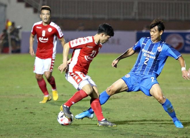 Công Phượng chơi 45 phút trước Á quân K.League, lần đầu làm chuyện này trong màu áo TP. HCM - ảnh 1