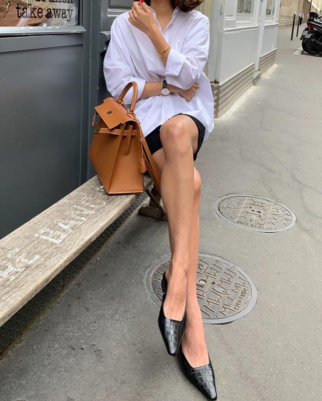 6 đôi giày đáng sắm nhất Tết này: Diện với quần hay váy cũng xinh hết nấc, lại sành điệu miễn bàn - ảnh 22