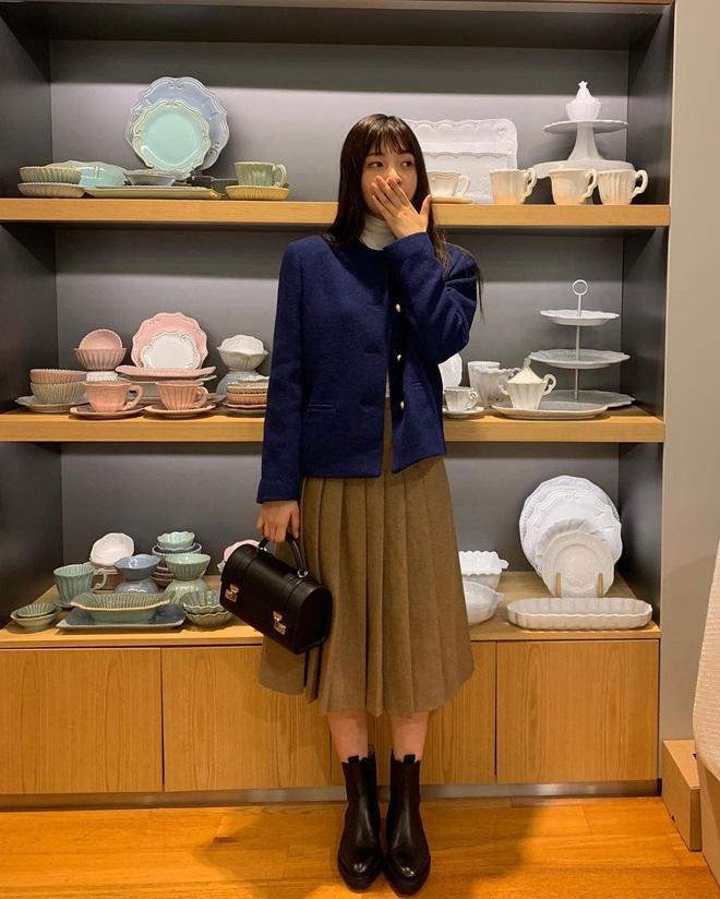 Từ câu chuyện ăn mặc của Joy cho thấy: Mặc đẹp đã khó, mặc để cho netizen Hàn thấy là đẹp còn khó hơn! - ảnh 14