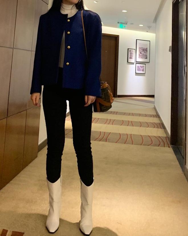 Từ câu chuyện ăn mặc của Joy cho thấy: Mặc đẹp đã khó, mặc để cho netizen Hàn thấy là đẹp còn khó hơn! - ảnh 11