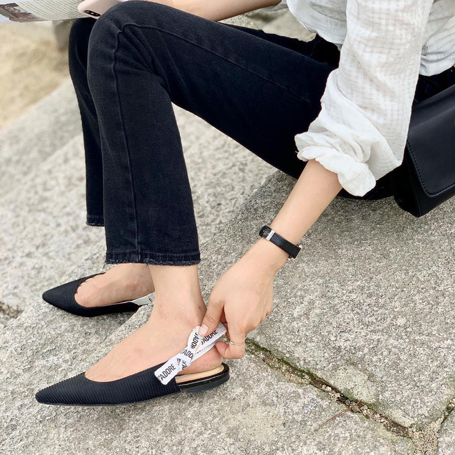 6 đôi giày đáng sắm nhất Tết này: Diện với quần hay váy cũng xinh hết nấc, lại sành điệu miễn bàn - ảnh 17