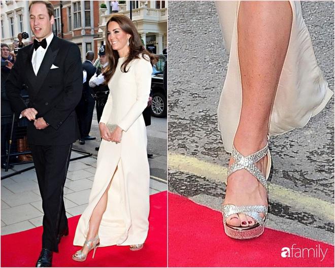 Nổi tiếng dung dị nhưng hóa ra Công nương Kate Middleton cũng từng phá luật chất chơi nào kém Meghan Markle - ảnh 2