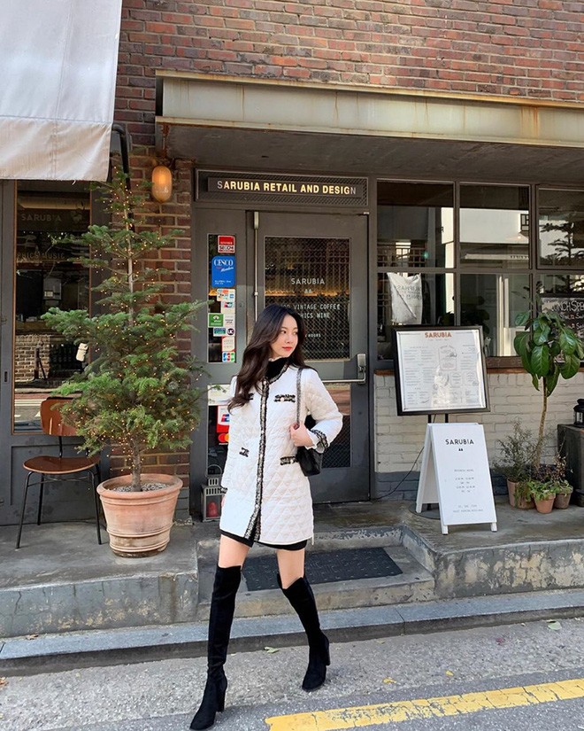 Diện lại đồ cũ vẫn cứ chất lừ với 11 gợi ý từ street style của hội sành mặc châu Á - ảnh 4