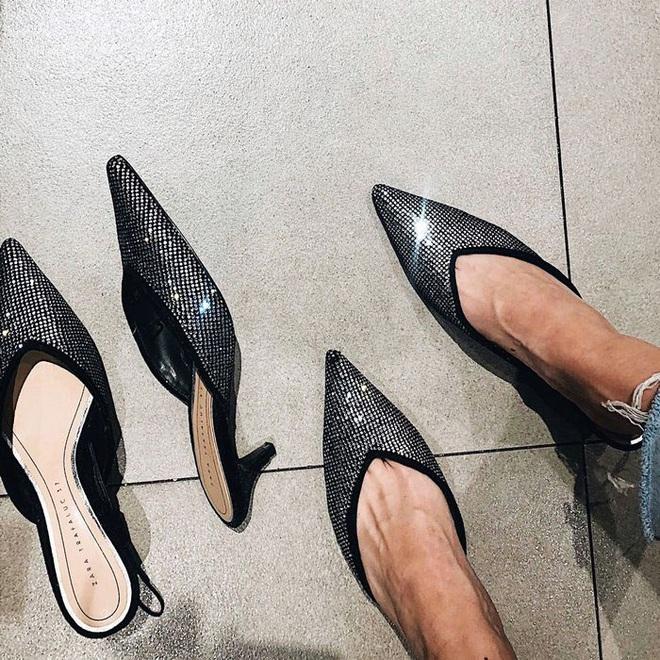 6 đôi giày đáng sắm nhất Tết này: Diện với quần hay váy cũng xinh hết nấc, lại sành điệu miễn bàn - ảnh 8