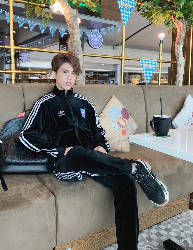 Con trai Hoa hậu Thu Hoài được chú ý vì vẻ ngoài điển trai hệt như nam chính phim ngôn tình - ảnh 13