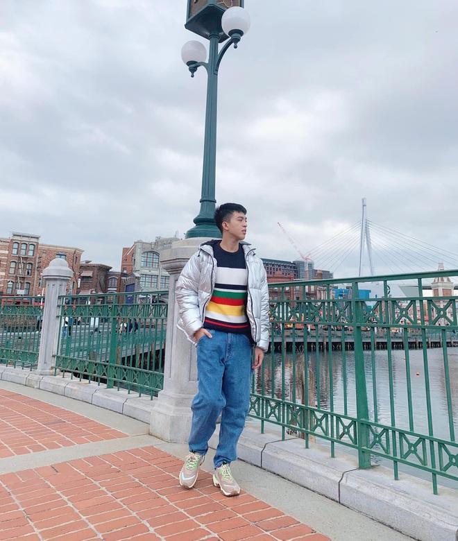 Con trai Hoa hậu Thu Hoài được chú ý vì vẻ ngoài điển trai hệt như nam chính phim ngôn tình - ảnh 5
