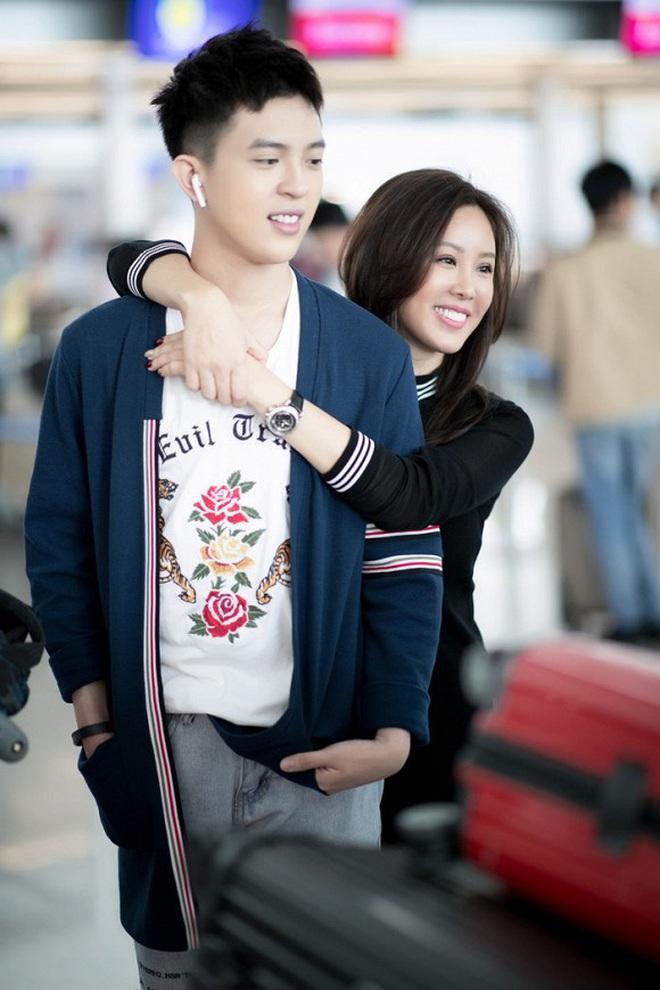 Con trai Hoa hậu Thu Hoài được chú ý vì vẻ ngoài điển trai hệt như nam chính phim ngôn tình - ảnh 1