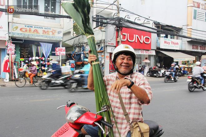 Giá thịt heo tăng cao, chợ lá dong ở Sài Gòn đìu hiu vì sức mua giảm 40%, tiểu thương mắc võng ngủ giữa ban ngày - ảnh 8