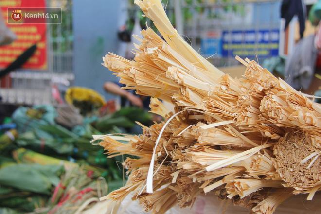 Giá thịt heo tăng cao, chợ lá dong ở Sài Gòn đìu hiu vì sức mua giảm 40%, tiểu thương mắc võng ngủ giữa ban ngày - ảnh 6