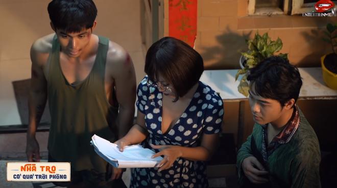 Huỳnh Lập lộ phụ tùng, bé Bin Võ Đăng Khoa ấm ức vì phải giả gái trong Nhà Trọ Có Quá Trời Phòng - ảnh 7