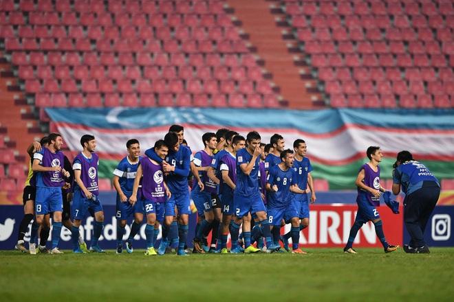 Rắp tâm chơi nhây, đá xấu khiến U23 Việt Nam bị loại, tuyển UAE dính ngay quả báo, thua đậm không thể tin nổi tại tứ kết giải U23 châu Á - ảnh 3