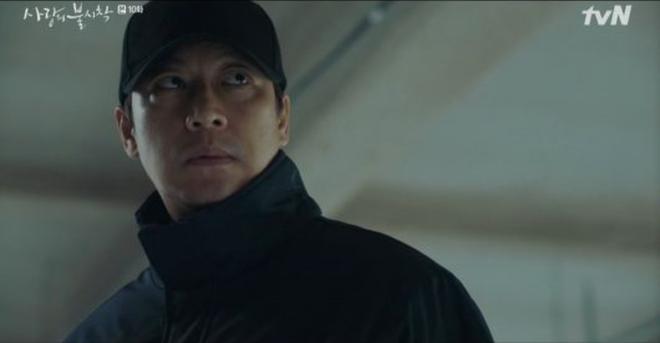 Nghe tin Son Ye Jin bị dọa giết, Hyun Bin bỏ việc chạy luôn sang Hàn Quốc đoàn tụ crush ở tập 10 Crash Landing on You - ảnh 5