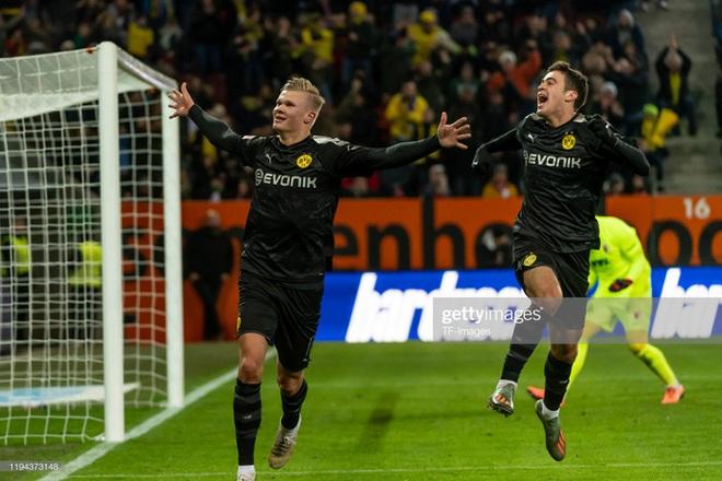 Khó có màn ra mắt nào ấn tượng hơn: Tiền đạo kiêm kỷ lục gia được săn đón nhất châu Âu được thay vào sân phút 56, đến phút 79 ghi xong 3 bàn - ảnh 7