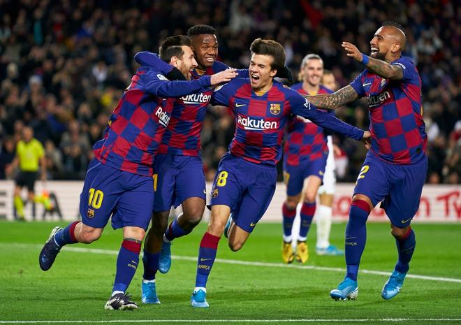 Mừng thầy mới ra mắt, Messi tặng ngay bàn thắng bằng vàng giúp Barcelona đòi lại ngôi đầu từ tay đại kình địch - ảnh 8