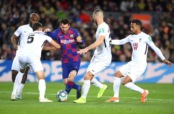 Mừng thầy mới ra mắt, Messi tặng ngay bàn thắng bằng vàng giúp Barcelona đòi lại ngôi đầu từ tay đại kình địch - ảnh 2