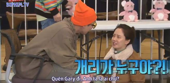 Bất ngờ bị nhắc đến tình cũ, Song Ji Hyo phũ thẳng: Quên Gary đi. Anh ta là ai chứ? - ảnh 5