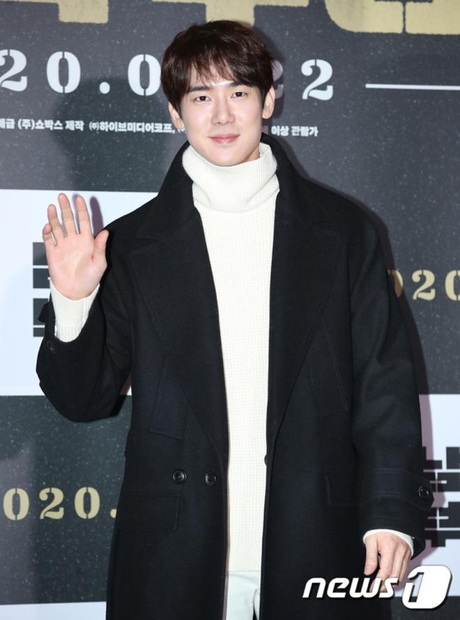 Lee Byung Hun bê cả nửa Kbiz lên thảm đỏ: Mỹ nhân Vườn sao băng đọ sắc với Kim So Hyun, Bi Rain đụng độ dàn nam thần - ảnh 16