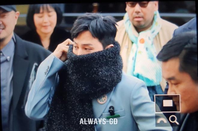 G-Dragon (BIGBANG) gây náo loạn ở Paris, lần đầu dự sự kiện quốc tế bên anh rể tài tử để ủng hộ chị gái - ảnh 5