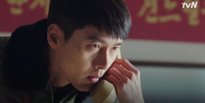 Nghe tin Son Ye Jin bị dọa giết, Hyun Bin bỏ việc chạy luôn sang Hàn Quốc đoàn tụ crush ở tập 10 Crash Landing on You - ảnh 4