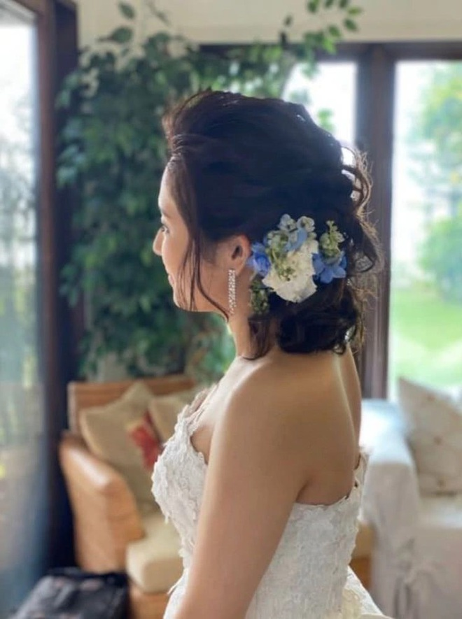 Đám cưới siêu bí mật của Thánh nữ JAV Aoi Sora gây bất ngờ: Mời 16 khách, chỉ rò rỉ 2 tấm ảnh hiếm hoi - ảnh 1