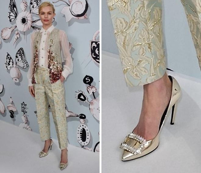 Các mỹ nhân trời Tây và lỗi diện giày cao gót rộng ngoác: Không phải lớ ngớ vớ nhầm size mà là một chiêu bài tuyệt hay - ảnh 3