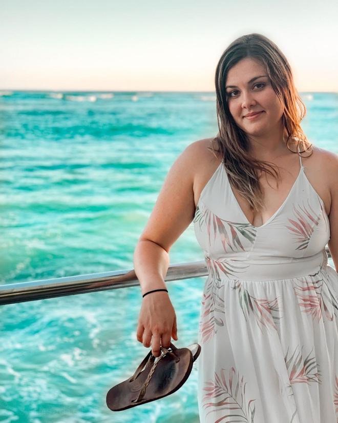 Thán phục trước hành trình lội ngược dòng giảm cân của nàng béo 121kg với sức ăn bằng 4 người cộng lại - ảnh 8