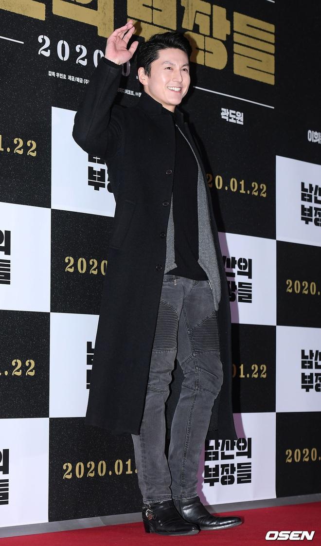 Lee Byung Hun bê cả nửa Kbiz lên thảm đỏ: Mỹ nhân Vườn sao băng đọ sắc với Kim So Hyun, Bi Rain đụng độ dàn nam thần - ảnh 29
