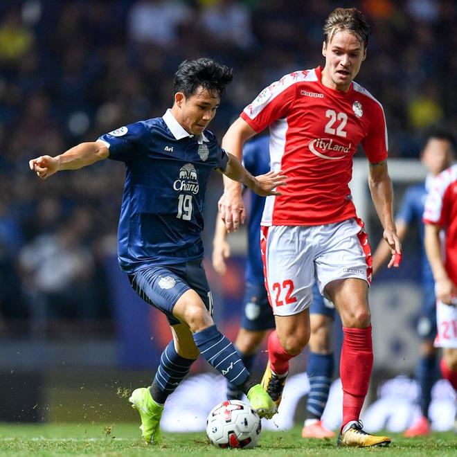 Công Phượng hoà nhập chưa tốt, CLB TPHCM thua sát nút đội bóng Thái Lan ở giải đấu danh giá của châu Á - ảnh 1